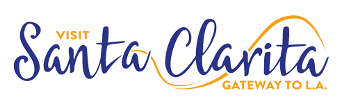Visit Santa Clarita Logo