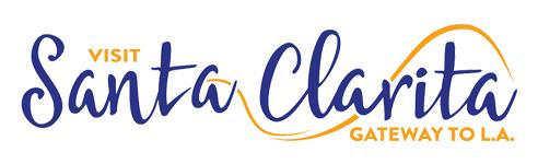 Visit Santa Clarita Logo